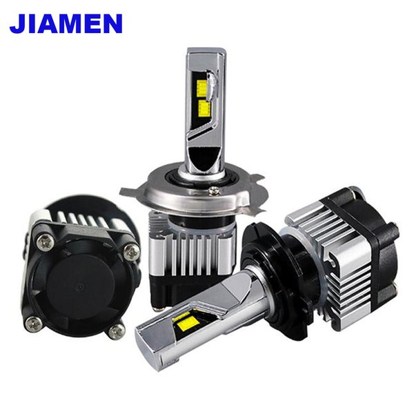 LED Autoscheinwerfer Lampe Nebelscheinwerfer H1 H3 H7 H8 H9 H10 H11 H16 880 881 9005 9006 H4 H13 9004 9007 CSP LED Chip 80W 8000LM Leuchtmittel