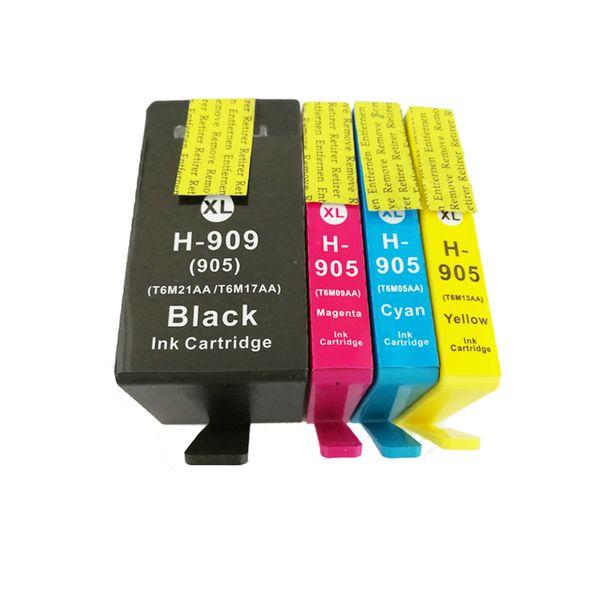 Compatibile con le cartucce HP905 CNLINKCLR per cartucce HP, 6960, 6970, 6950 con chip