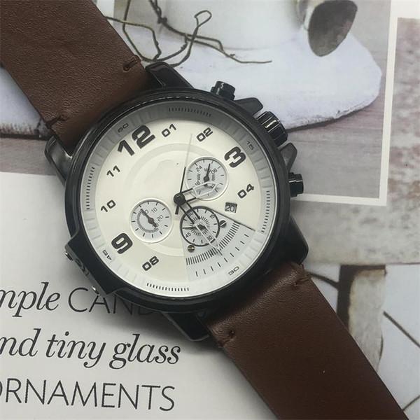 New Quartz watches Men's Watch MenSwiss Watches Man Luminous Waterproof dive Mechanical Steampunk Clock.