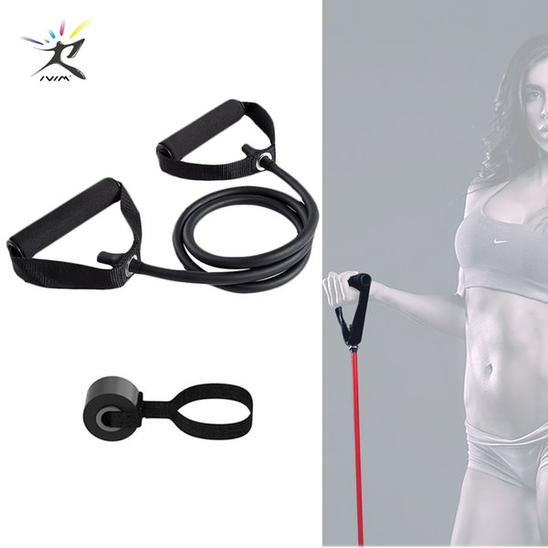 120cm Rubber Bands for Fitness Elastic Band Expander Resistance Bands Workout Exercise Gym Fitness Equipment Training Pull Rope