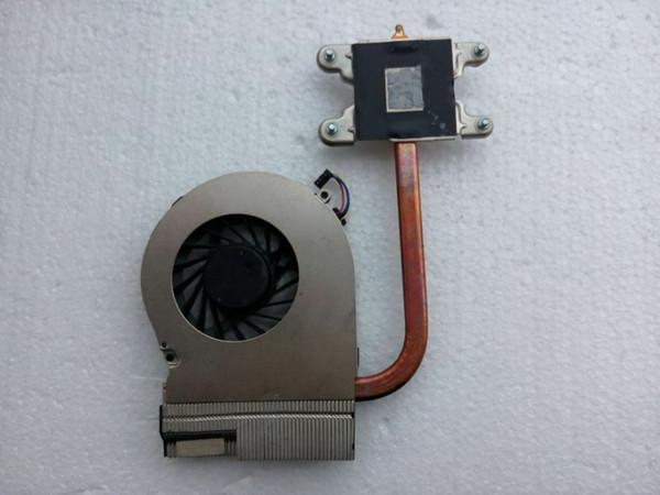 Cooler for HP pavilion G4 G6 G7 G4-2000 G6-2000 CPU cooling heatsink with fan 699953-001 697248-001 UMA model