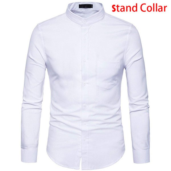 Collier de stand blanc