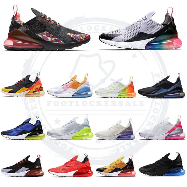 best selling 2019 New Parra Regency Purple CNY Be True Blue Hot Punch Mens Running Shoes Rainbow Volt Designer Womens Sport Trainers Sneakers Size 36-45