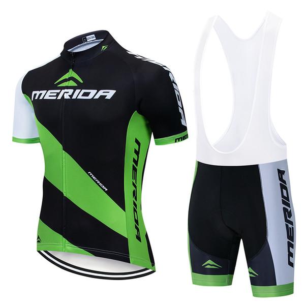Doğa sporları giyim maillot bisiklet giysileri jersey lampre merida bisiklet giysileri mtb bisiklet bisiklet forması hızlı kuruyan giymek