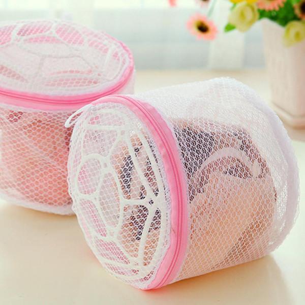 Free Shipping Lingerie Washing Home Use Mesh Clothing Underwear Organizer Washing Bag Protect Wash Machine Home Storage Organizer Bag