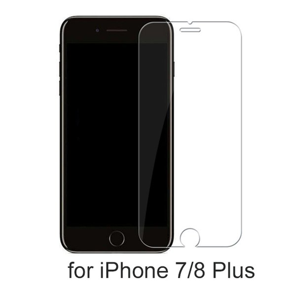 per iPhone 7Plus VETRO TEMPERATO 8P