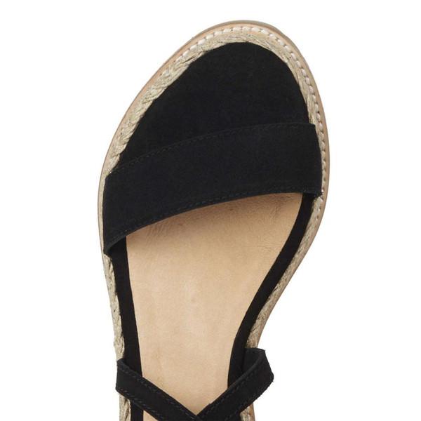 Size 34 45 Rainbow Color Gladiator Sandals Women Designer
