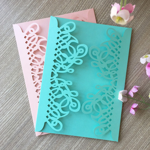 Sample Pearl Paper Hollow Lace Wedding Invitation Card Treacly Engagement Invitation Ceremony Card Invitations Wedding Invitation Templates Free