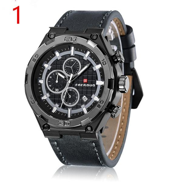 En 2019, reloj de cuarzo para hombre nuevo, correa de reloj de pulsera para hombre de deportes al aire libre de alta calidad, reloj de negocios de moda, male92.