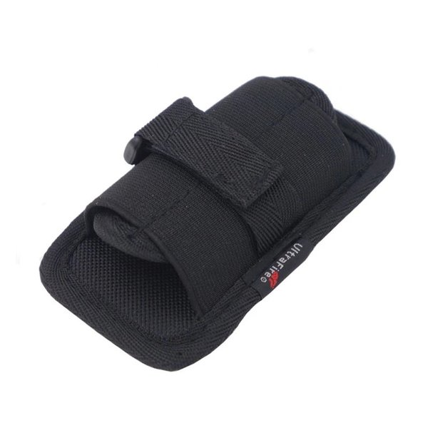 OEM UltraFire 401# Nylon Flashlight Holster Case Torch Holder for 18650 Flashlight Lantern