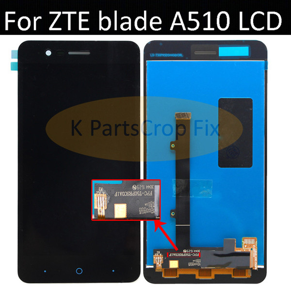Per ZTE Blade A510 Display LCD + Touch Screen Assembly Digitizer Replacement Per zte A510 lcd + strumenti gratuiti
