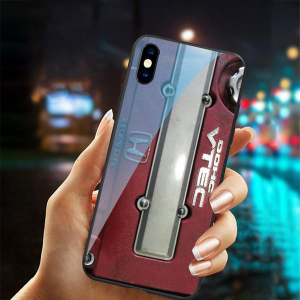 dohc jdm honda vtec engine 1 iphone case
