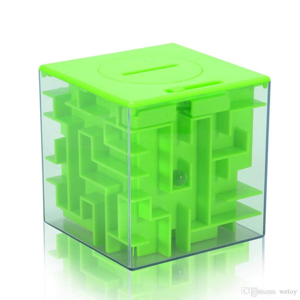 Money Maze Puzzle Box For Kids and Adults- money puzzles -Fun and Inexpensive Game Challenge For Teenagers - Safe for Children