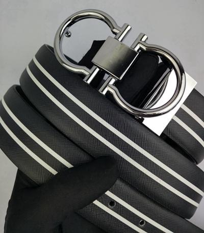Sıcak satış Gümüş toka moda hakiki deri erkek bayan kemer tasarımcısı için kemerler hediye