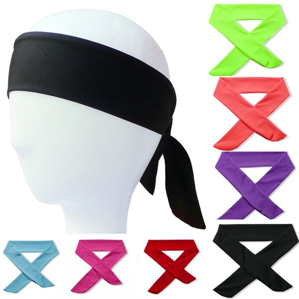 12pcs/lot Europe New Style Candy colored absorbent elastic hair band Fashion No Slip sports yoga Hairband Headbands for Women Girls & Teen
