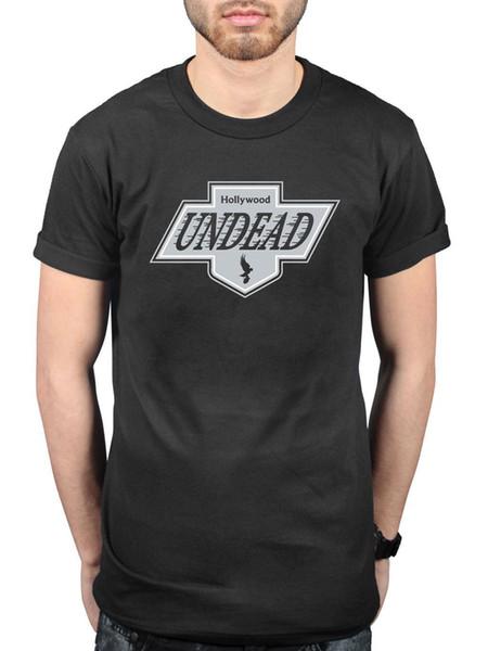 Offizielles Hollywood Undead LA Crest T-Shirt