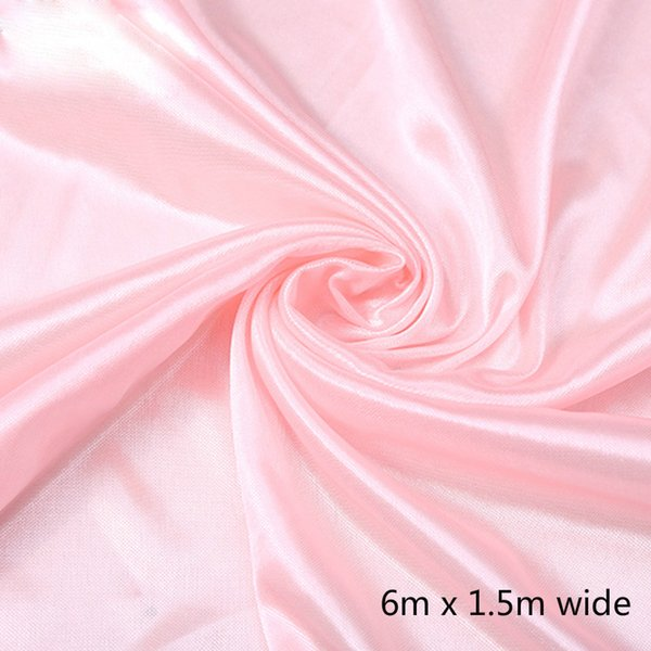 1.5*6m pink curtain
