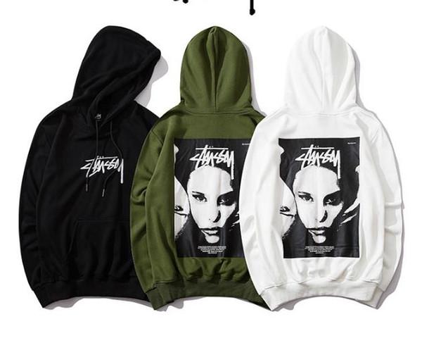 Moda Sonbahar kadın Erkek Hoodies Tişörtü Yeni Tişörtü Uzun Kollu Tasarımcı Erkekler Hoodie Elbise Hip Hop Streetwear