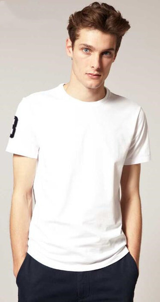 Camisetas de diseño para hombre Tops camiseta con bordado de letra de cabeza de tigre para hombre ropa de marca de manga corta para mujer
