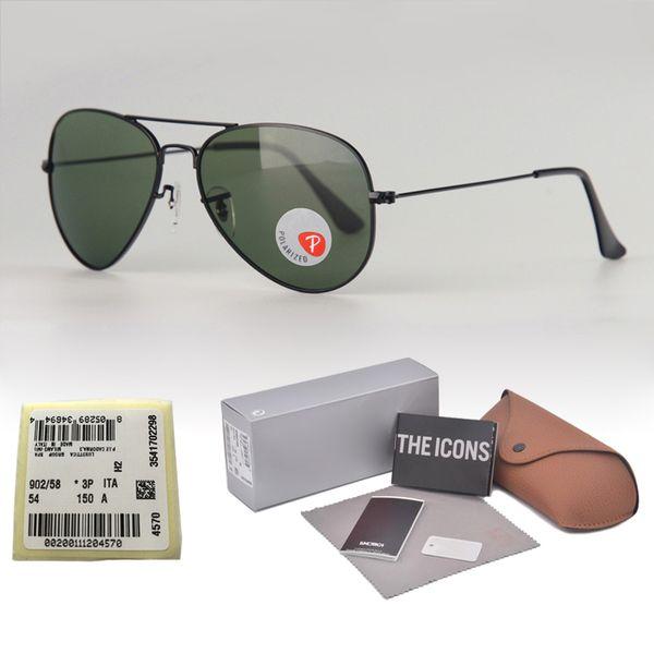 New Arrial Brand design plastic Polarized sunglasses women men polaroid lens Retro Vintage sun glasses Goggle with Retail box and label