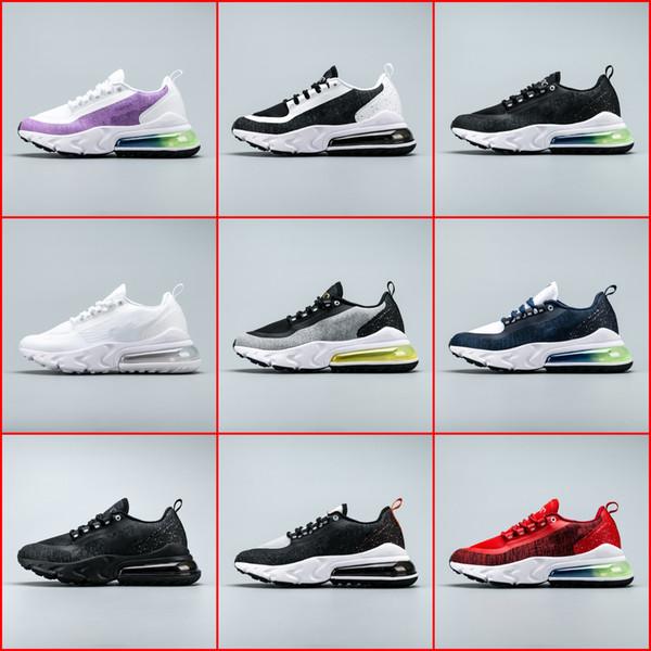 2019, el precio más bajo zapatos casuales Nlke ALr 270 Rt Bauhaus de los zapatos corrientes de las mujeres de los hombres y de peso ligero al aire libre