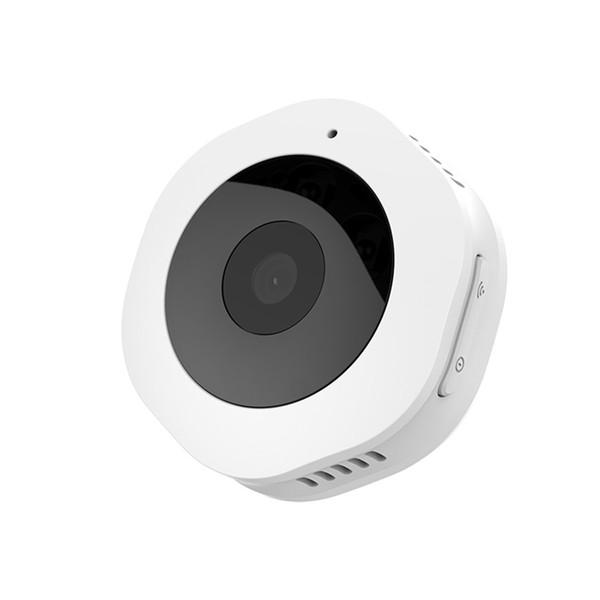 H6 Black bean camera wireless wifi remote 1080p HD night vision camera life DV camera night vision infrared loop video