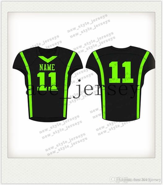 94Men 2019 Молодежный футбол Джерси Army Green бордовый Вышивка логотипов сшил на заказ любое имя любое количество трикотажных изделий