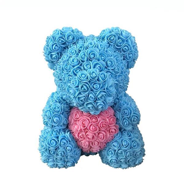 Blue pink H