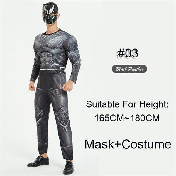 #03 Black Panther