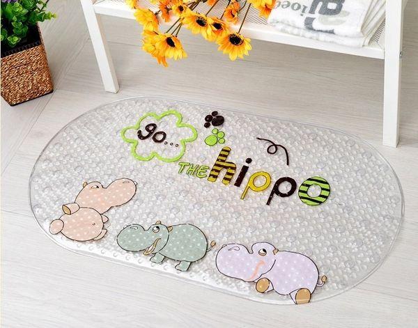 Hipopótamo Transparente