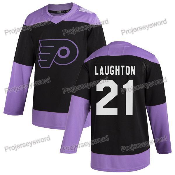 21 Scott Laughton