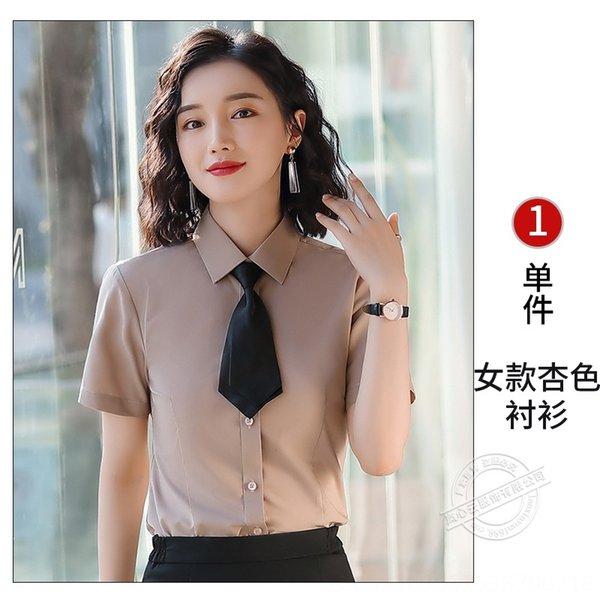 Shirt Albicocca per le donne 207