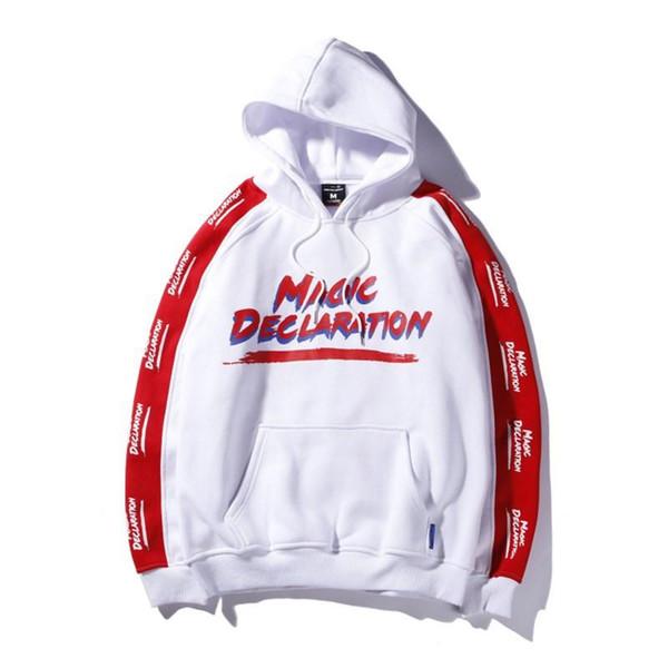 Amantes homem casaco solto tempo de lazer Pullover Cashmere camisola mangas compridas jaqueta de algodão puro carta de impressão cor do hoodie novo estilo