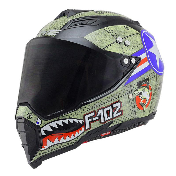 ATV Bicycle helmet motorcycle helmets motocross racing helmet off road motorbike full face moto cross helmet