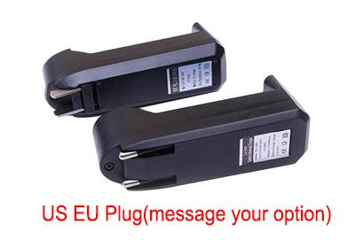 1piece battery Charger plug