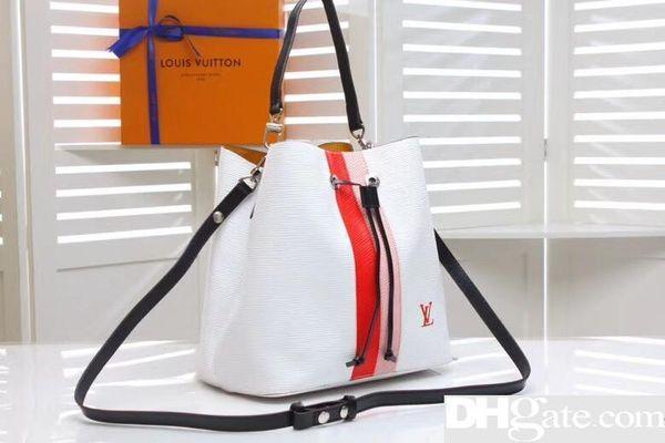 En 2019, alta calidad, cuero, moda, tophigh-end, bolso de hombre y mujer G, bolso, bolso de hombro, mochila, modelo M44871, Size26cm26cm17cm