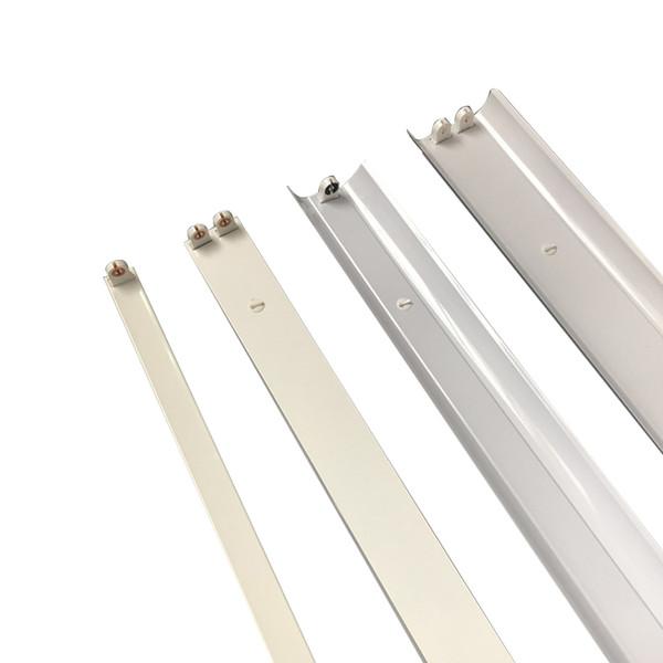 1200mm double LED T8 bracket AC85-265V lamp fluorescent stent led tube lamps lighting t8 lamp holder lamp full set of