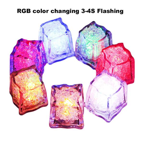 RGB yavaş yavaş yanıp sönüyor