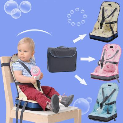 top popular fashion Baby Safety Waterproof Soft Dinner Chair Oxford Cotton Chair Fashion Infant Seat Feeding Highchair For Baby chair Seat 2021