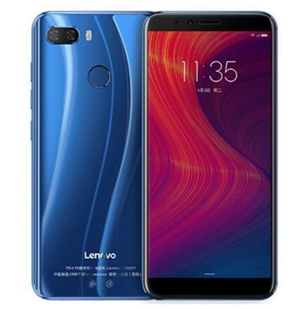 Versione globale Lenovo K5 Riproduzione 3G RAM 32G ROM 4G FDD LTE 1440x720 Impronta digitale Octa-core Doppia SIM Doppia fotocamera 5.7 pollici Smart Phone