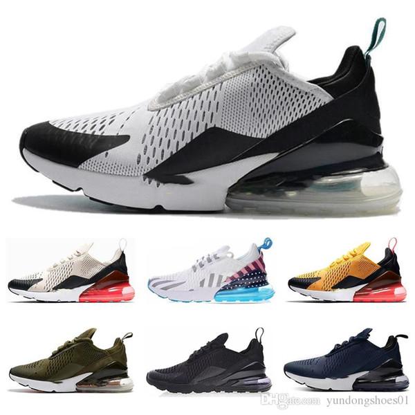 Compre Nike Air Max 270 270s 27c Airmax Zapatos Nuevos Hombre 2019 Cojín De Aire Chaussures Tn Plus Mujer Zapatillas Para Hombre TN Zapatillas