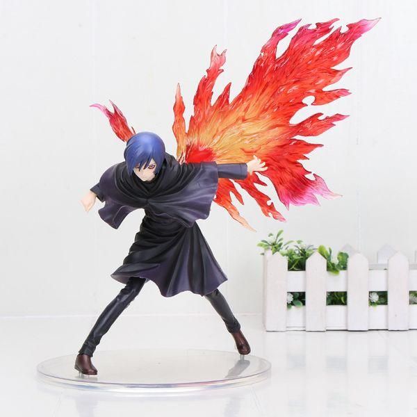 2020 Anime Tokyo Ghoul Touka Kirishima Kaneki Ken Pvc Action