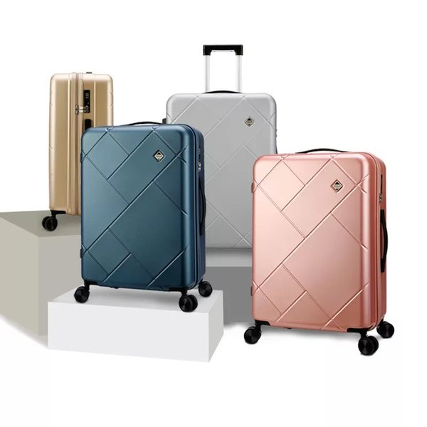 GraspDream PC Suitcase Carry on Spinner Wheel Travel Luggage 20 Inch female Trolley case 24 Inch male password box Travel bag