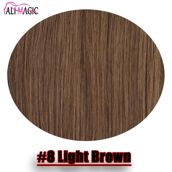 #8 Light Brown