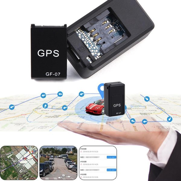 Mini Real Time GSM//GPRS//GPS Tracker Kids Pet Personal Tracking Device Locator xp