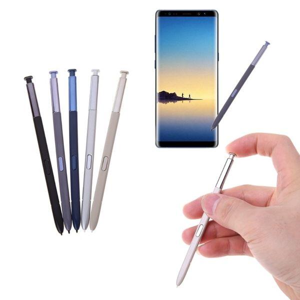 Lápiz táctil de lápiz óptico para Samsung Galaxy Note 8 N950F N950FD N950U N950W S Pen Alta calidad 100% S-Pen Capacitiva Pluma altamente sensible