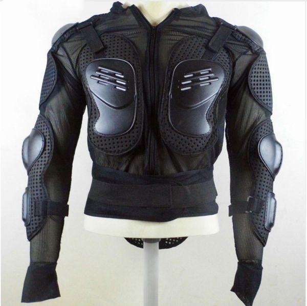 Motorcycle Full Body Armor Jacket Spine Chest Protection Gear M L XL XXL XXXL