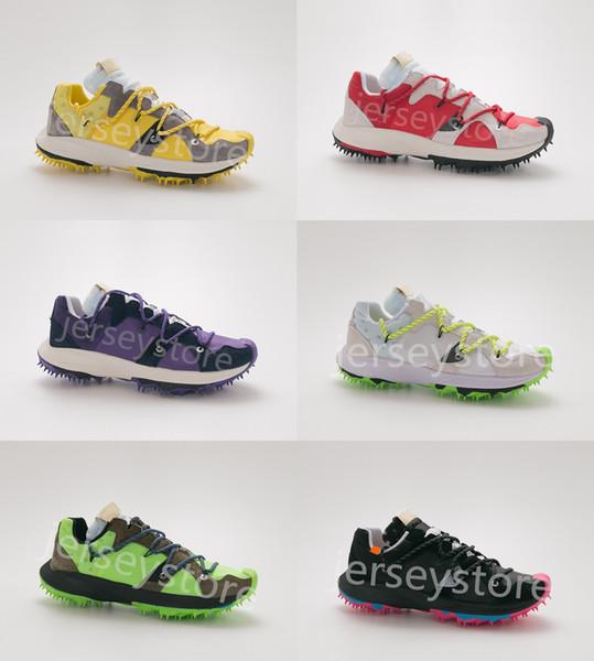 Compre Nuevo Lanzamiento 2019 Auténtico Zoom Terra Kiger 5 Atleta Zapatillas En Progreso Hombres Baloncesto Zapatillas Deportivas Zapatillas De
