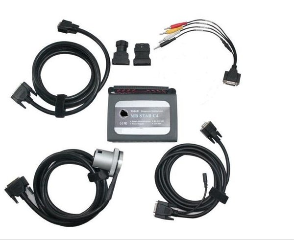 High quality Newest Cost Effective Mb Star C4 for 12-24v Trucks and Cars as mb star c3,c3 star with 201703 version