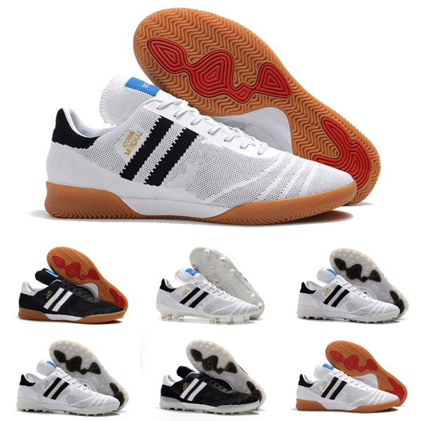 New High Quality Copa 70y TF IN FG Mens Football Cleats For Cheap Males Original Sports Fashion Indoor Soccer Shoes Cleats 2019 Size39-45